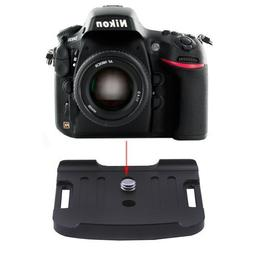 "Neewer® 1/4"" Quick Release Plate for Nikon D800 D800E Arca-"