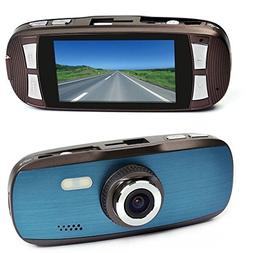 "Kingear Full HD 1920x1080P G1W 2.7"" LCD Car DVR Vehicle Dash"