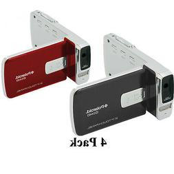 4 Pack Polaroid ID1440 14MP 4x Zoom HD 1080p Camcorder with