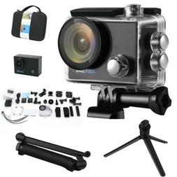 4K Sports Camera HD Action Camera WIFI DV 16MP Camcorder OR