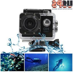 4K Ultra HD 1080P Waterproof Sport Camera WiFi Action Camcor