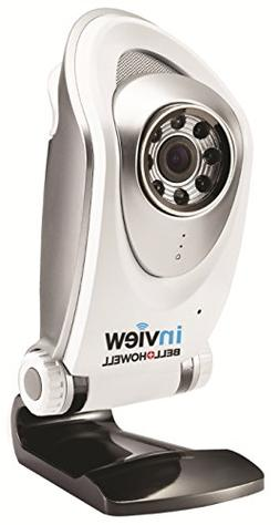 Bell+Howell InView HD H.264 Tabletop Wi-Fi IP Camera with Cl