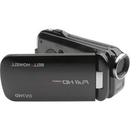 Bell+Howell Slice2 DV7HD-BK Full 1080p HD Camcorder with Tou