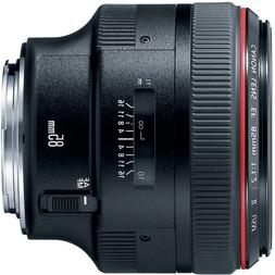 Canon EF 85mm f1.2L II USM Lens for Canon DSLR Cameras - Fix