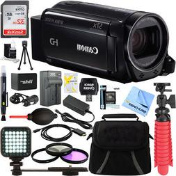 Canon VIXIA HF R700 Full HD Black Camcorder + 32GB Card and