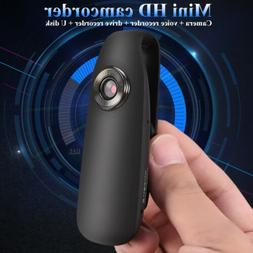 HD 1080P 12MP Mini Camcorder Dash Cam Body Motorcycle Bike M
