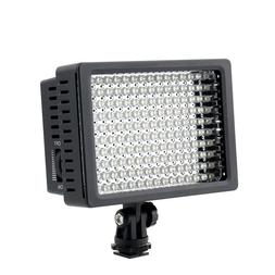 HD LD-160 LED Video DV Camcorder Hot Shoe Light Lamp for Can