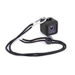 Minisuit Pendent Case for Polaroid Cube HD with Necklace Lan