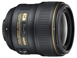 Nikon AF FX NIKKOR 35mm f/1.4G Fixed Focal Length Lens with