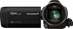 Panasonic - Hd Flash Memory Camcorder - Black