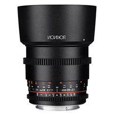 Rokinon Cine DS DS85M-C 85mm T1.5 AS IF UMC Full Frame Cine