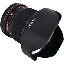 Rokinon FE14M-C 14mm F2.8 Ultra Wide Lens for Canon
