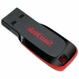 SanDisk 32GB Cruzer BLADE USB Flash Pen Drive 32 GB SDCZ50-0