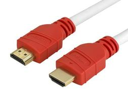 Sewell Direct SW-30398 Redhead HDMI Cable, with Redmere Tech