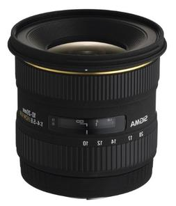 Sigma 10-20mm f/4-5.6 EX DC HSM Lens for Nikon Digital SLR C