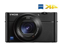 Sony RX100 20.2 MP Premium Compact Digital Camera w/ 1-inch