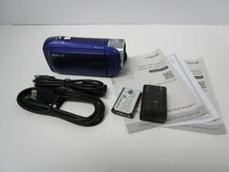 Sony HDR-CX240/L Video Camera with 2.7-Inch LCD