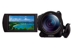Sony HDRCX900/B Video Camera with 3.5-Inch LCD