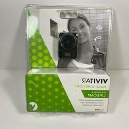 VIVITAR Wearable Camera TimeLapse Dashcam Rechargeable Lifec