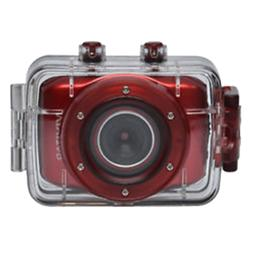 Vivitar DVR783HD 720P Waterproof Action Sports Video Camera