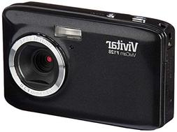 Vivitar VF128-BLK 14.1MP Digital Camera with 2.7-Inch TFT LC