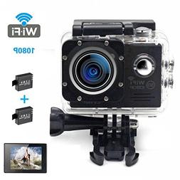 HD 1080PSports Action Camera Ultra WIFI Waterproof DV Camcor