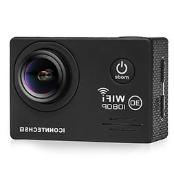 ICONNTECHS IT Full HD 1080P Sport Action Camera WiFi FHD 60