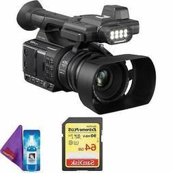 Panasonic AG-AC30 Full HD Camcorder +Touch Panel LCD Screen