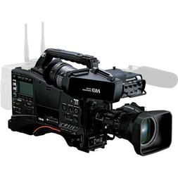Panasonic AJ-PX380G Shoulder-Mount Camcorder with AG-CVF15 V