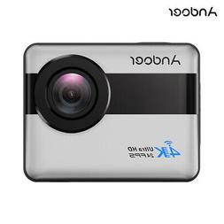 ANDOER AN1 4K HD 1080P 20MP 5X ZOOM WIFI SPORTS ACTION CAMER