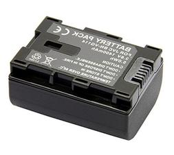 Battery for JVC Everio GZ-HM550BU, GZ-HM650BU, GZ-HM670BU HD