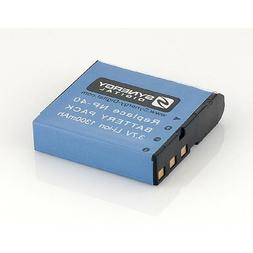 Bell & Howell WV30HD Camcorder Battery Lithium-Ion - Replace