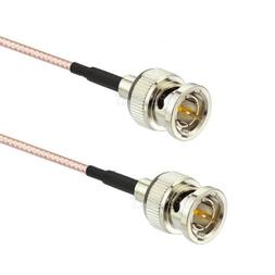 BNC Male to Male RG179 75ohm Cable 10 feet for HD 3G SDI Ved