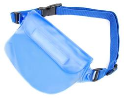 "DURAGADGET Bright Blue ""Travel"" All-Weather Waterproof Dry C"