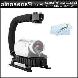 Professional Camcorder Action Stabilizing Handle For Panason