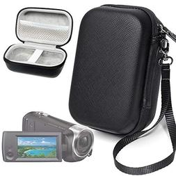 Camera Case for Sony HD Video Recording HDRCX440, HDRCX405 H