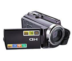 Camcorder with Wifi,KINGEAR HDV-5053 24MP HD 1080P 3.0 Inch