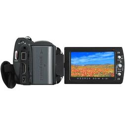 CAMCORDER JVC EVERIO PAL GZ-HD10 BLACK NEW PAL
