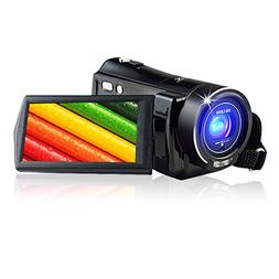 Camcorder Digital Camera Full HD 1080p Video Camera HDMI Out