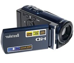 Camera Camcorders, Besteker Portable Video Camcorder 1080P 2