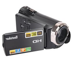 Video Camcorders, Besteker Portable Digital Video Camera Max