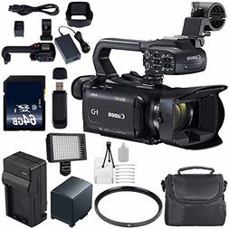 Canon XA11 Compact Full HD ENG Camcorder #2218C002 + 64GB Me