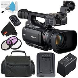Canon XF-105 High Definition Professional Camcorder with Com