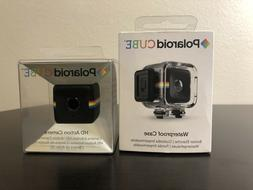 Polaroid Cube HD Action Camera Camcorder with FREE WATERPROO
