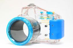 Polaroid Dive Rated Waterproof Underwater Housing Case For S