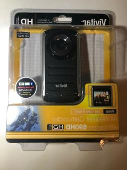 Vivitar DVR 690HD Camcorder -  Black