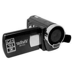 Vivitar DVR548HD Camcorder -  Black