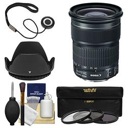 Canon EF 24-105mm f/3.5-5.6 IS STM Zoom Lens with 3 Filters