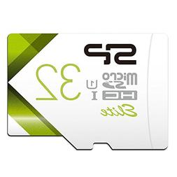 Silicon Power 32GB MicroSDHC UHS-1 Memory Card Limited Editi