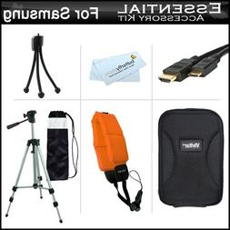 ButterflyPhoto Essential Accessories Kit For Samsung HMX-W20